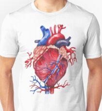 Watercolor heart T-Shirt