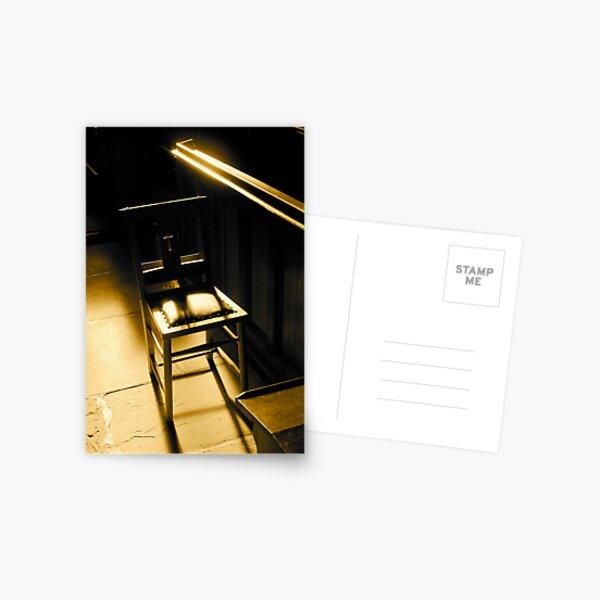 The Chair Postcard