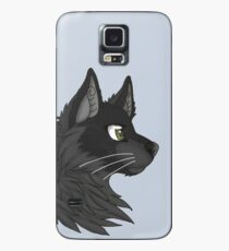 Black Maine Coon Case/Skin for Samsung Galaxy