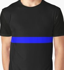 The Thin Blue Line Graphic T-Shirt