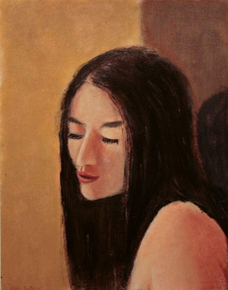 Girl 2 by Robert O'Neill