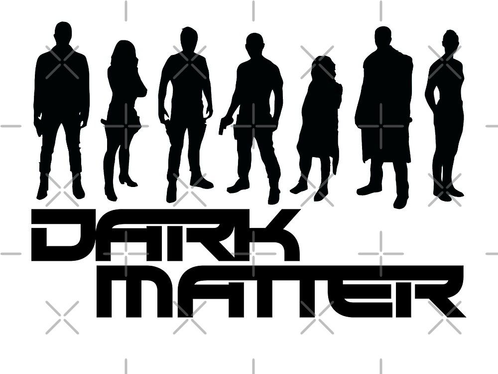 dark matter - black by athelstan