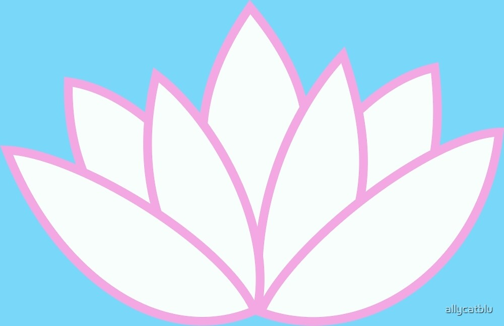 Lotus Blossom by allycatblu