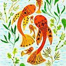 Zigeunerfisch von Jacqueline Hurd