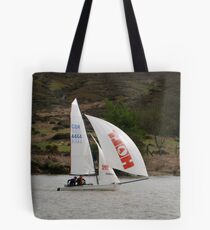 Yachting Tote Bag