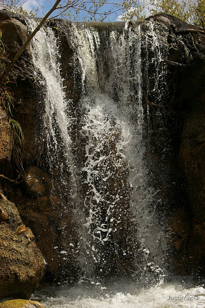 Falls of Water by Justin020