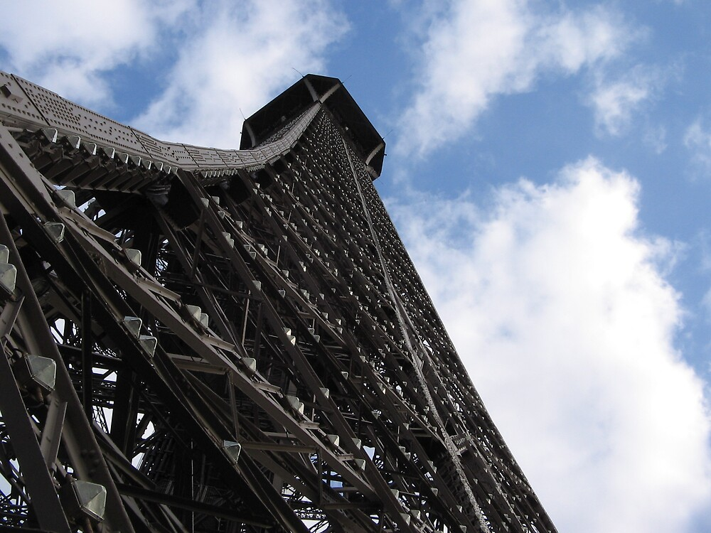 Le Tour Eiffel by lydstollbill