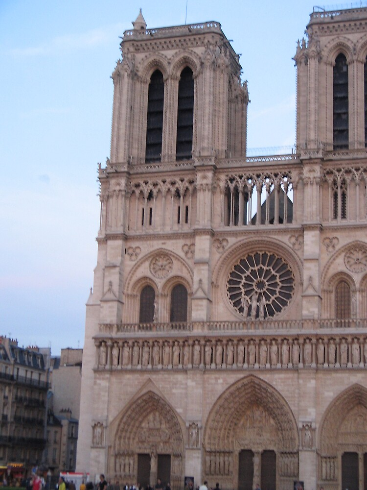 Notre Dame by lydstollbill