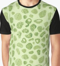 Abstract Green.. Graphic T-Shirt