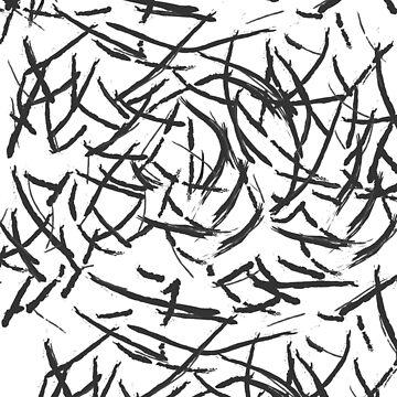 Falling Lines by runcatrun