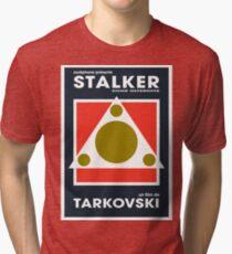 Tarkovski Stalker Tri-blend T-Shirt