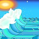The Wave by zfollweiler