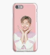 WANNA-ONE (황 미현) ft. Yoon Jisung (윤 지성) iPhone Case/Skin