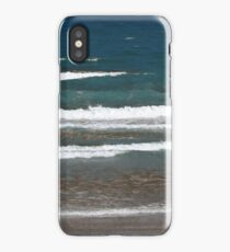 Northumberland Waves iPhone Case/Skin