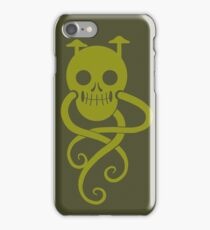 Glory to Rot iPhone Case/Skin