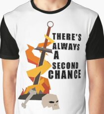 Bonfire There´s Always A Second Chance Graphic T-Shirt