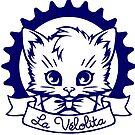 La Velolita (blue) by jillycube