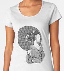 Vecta Geisha Women's Premium T-Shirt