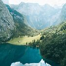 German Mountain Lake in the Alps - Landscape Photography by Michael Schauer