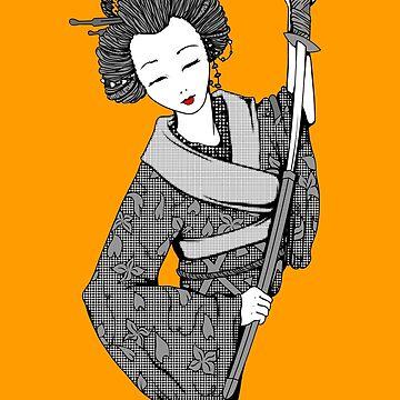Vecta Geisha 4 by VectaSelecta