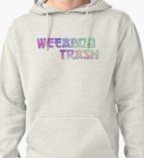 Weeaboo Trash Pullover Hoodie