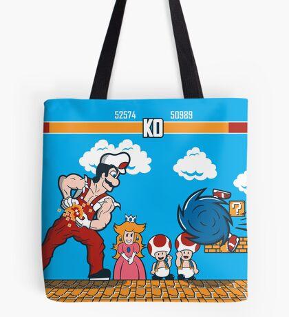 Fight! Tote Bag