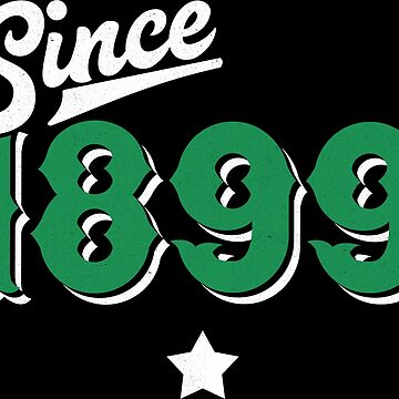 Since 1899, Bremen, Germany, Soccer Football by gamefacegear