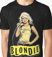 BLONDIE ROCK BAND Graphic T-Shirt
