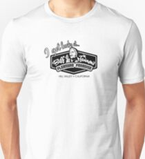 Back to the Future Biff Tannen's Pleasure Paradise Unisex T-Shirt