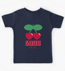 Love Ibiza logo Kids Clothes