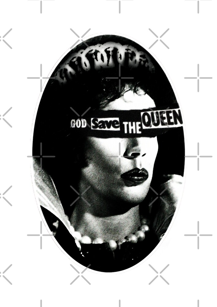God Save the Queen Frank-N-Furter by Mishmi
