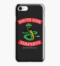 South side Serpents - Riverdale iPhone Case/Skin