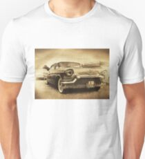 1957 Cadillac, vintage Unisex T-Shirt