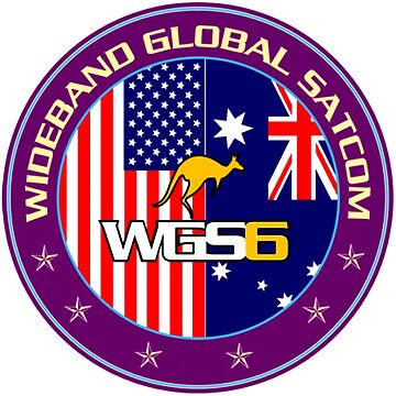 WGS-6 Program logo by Quatrosales