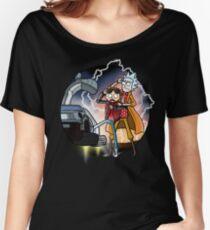 Interdimensional  Women's Relaxed Fit T-Shirt