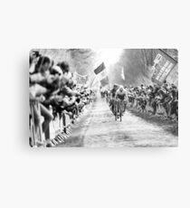 Fabian Cancellara. (Trek-Segafredo) Metal Print