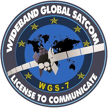 WGS-7 Program Logo by Quatrosales