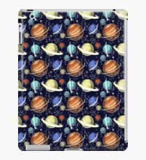 Solar System and Stars iPad Case/Skin