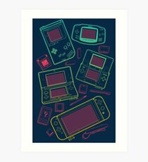 Handheld Legacy Art Print