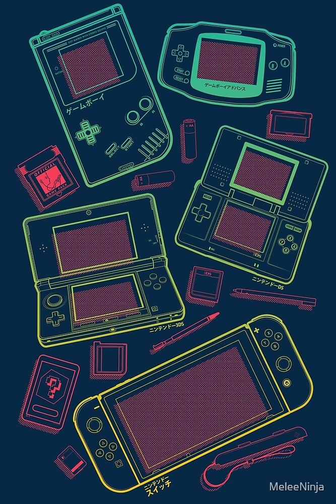 Handheld Legacy by MeleeNinja
