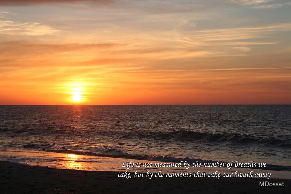 Sunrise Memories by MDossat