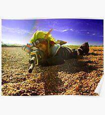Jak in the Desert 2 Poster
