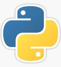 Python Programming Sticker