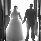 Bride & Groom  by Brittany Shinehouse