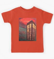 Tardis in Space Kids Clothes