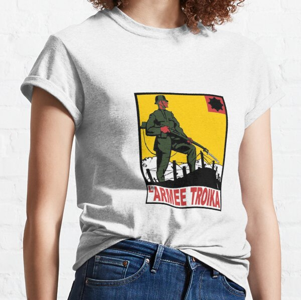 L'armee Troika Vampire the Masquerade Classic T-Shirt