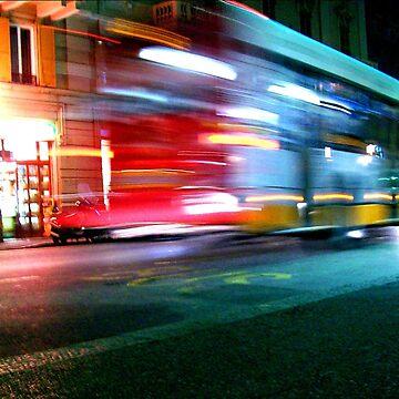 Autobus by floreakalapa