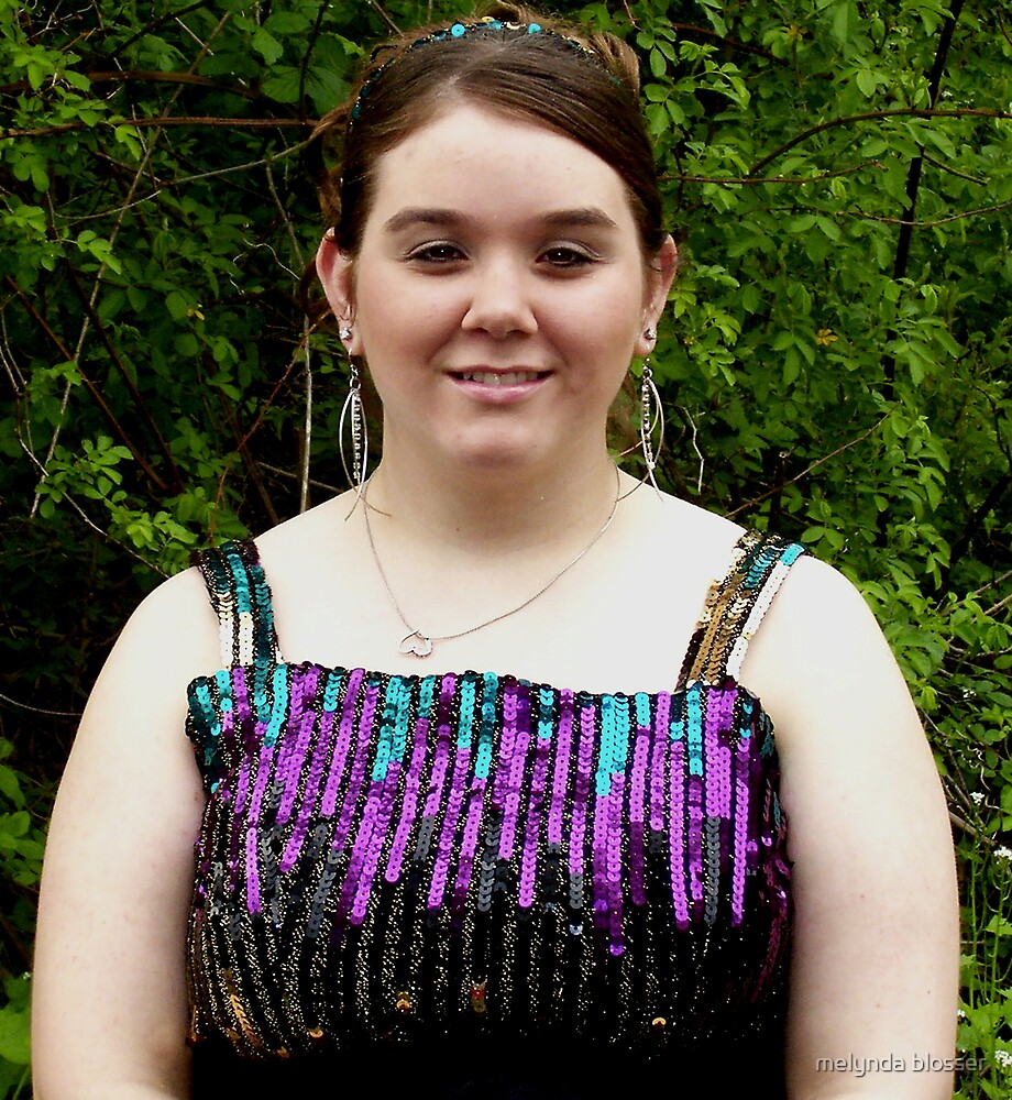 going to 8th grade prom by melynda blosser
