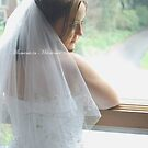 Bridal Portrait by Brittany Shinehouse