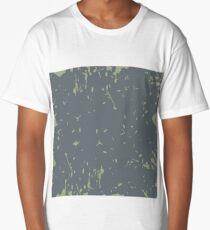 Grunge pattern Long T-Shirt